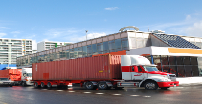 Freight Transportation Trucking