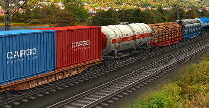 Freight Transportation Rail